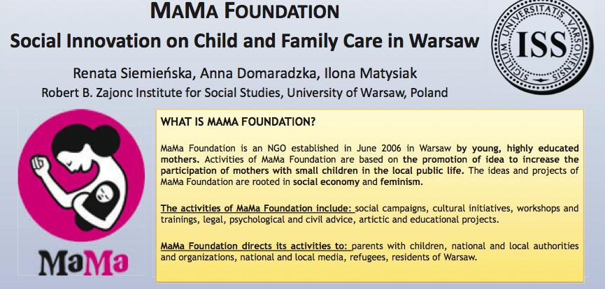 Mama foundation warsaw